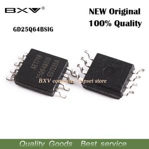 Image 1 - Free shipping 5pcs GD25Q64BSIG 25Q64BSIG GD25B64 SOP 8 new original