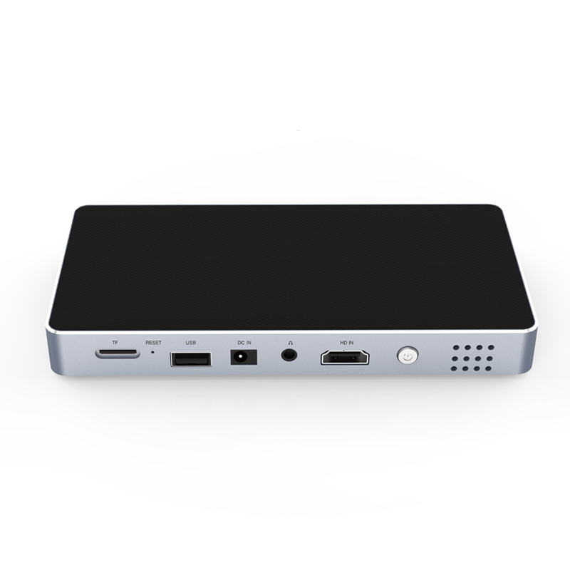 Mini projecteur Portable ménage intelligent DLP HD téléphone projecteur pour la nouveauté Home cinéma