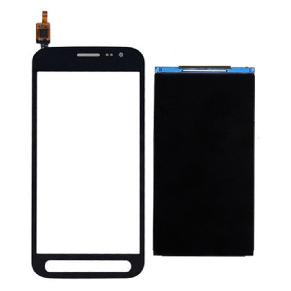 For Samsung Galaxy Xcover 4 SM G390F G390F LCD Screen Display Panel Touch Screen Digitizer Glass Sensor Free Tools|Mobile Phone LCD Screens| |  -