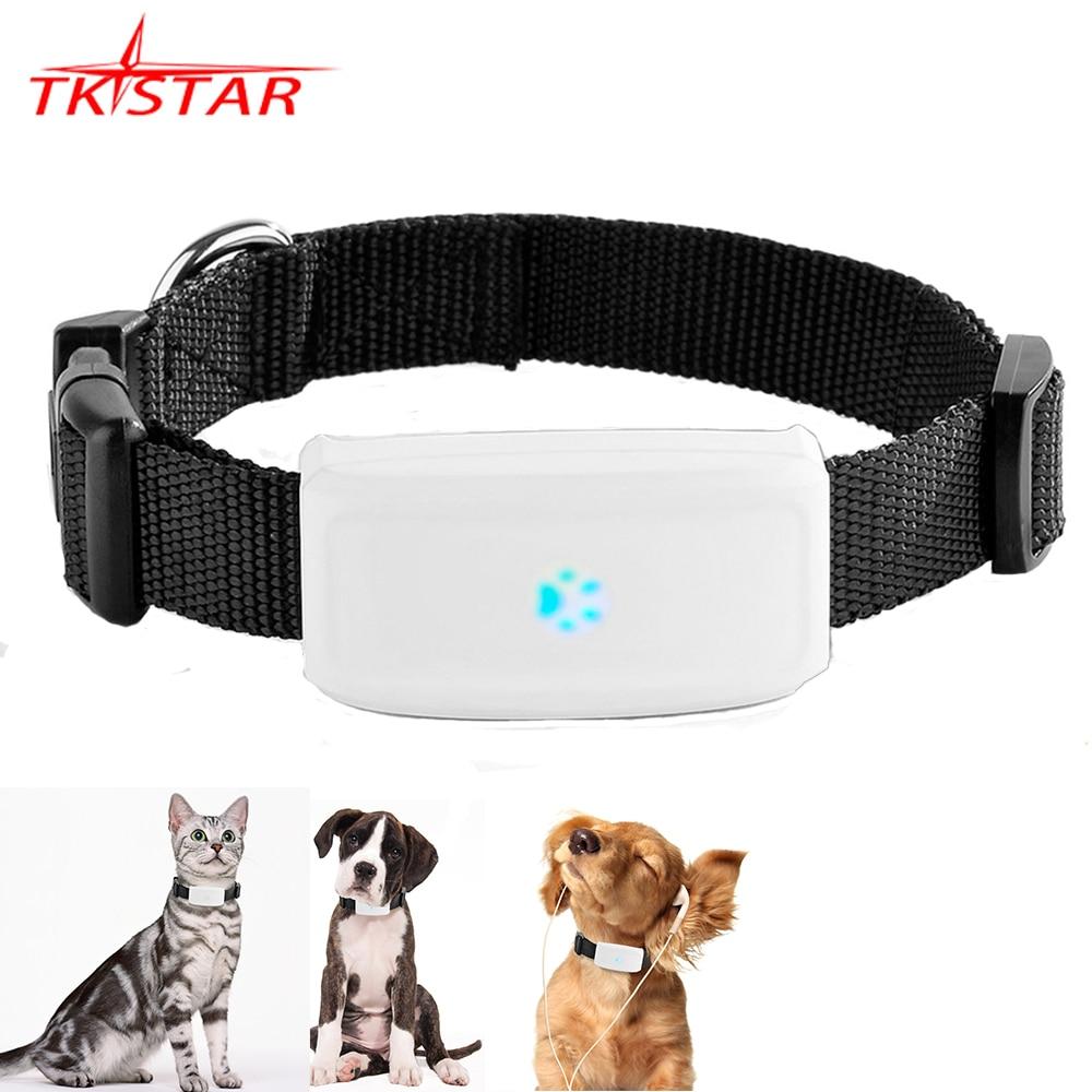 GPS-трекер для домашних животных TK911, 2G, GSM, GPS-локатор TKSTAR, мини GPS-трекер для домашних животных 2G GSM, лучший GPS-трекер для собак с бесплатным прил...