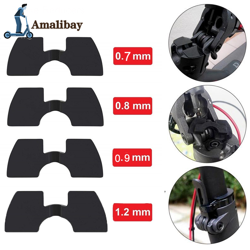 4pcs Avoid Damping Rubber Pad For XIAOMI M365 Pro Electric Scooter Modified Parts Front Fork Vibration Shake Folding Cushion