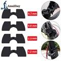 4 шт., резиновый коврик для XIAOMI M365 Pro, Электрический скутер, модифицированные детали, передняя вилка, вибрационная подушка - фото