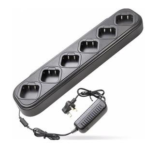 Image 2 - Зарядное устройство с несколькими аккумуляторами для радиостанций Baofeng