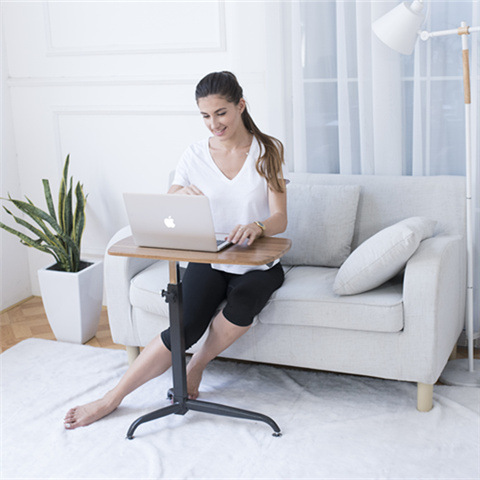 Bedside Table Lazy Computer Table Laptop Sofa Side Table Movable Lifting Desk Laptop Stand  Bed Table Standing Desk Laptop Desk