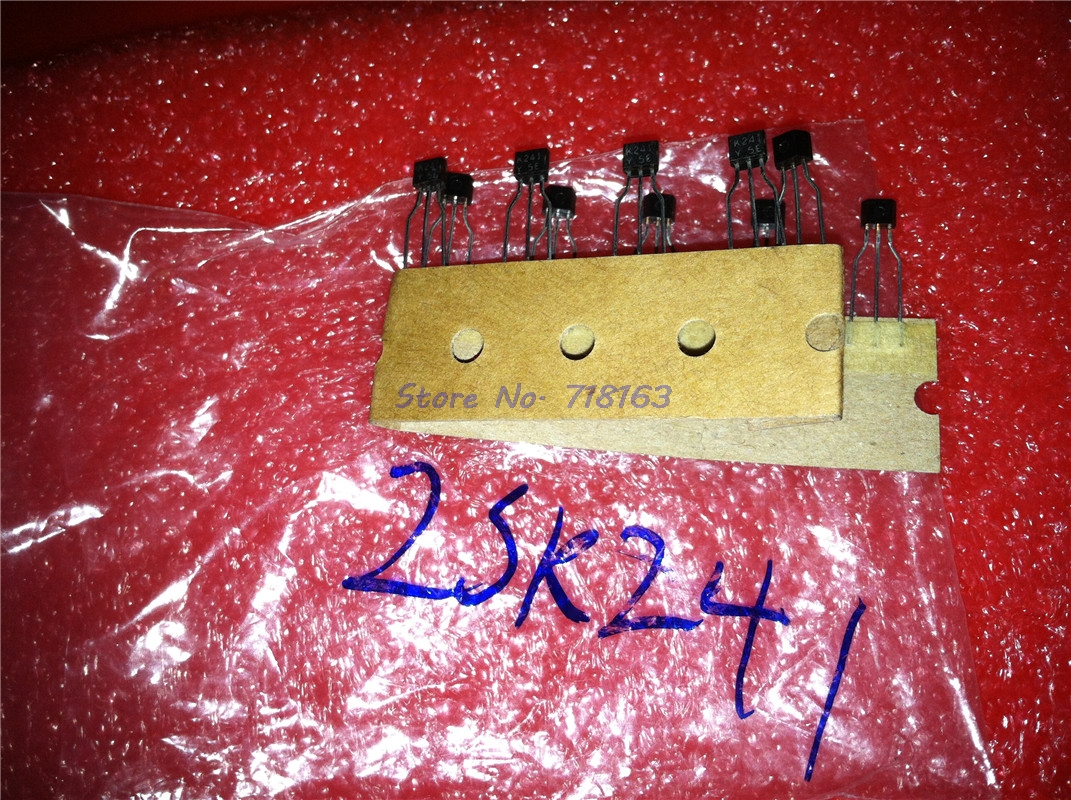 10pcs/lot 2SK241 K241 TO-92 In Stock