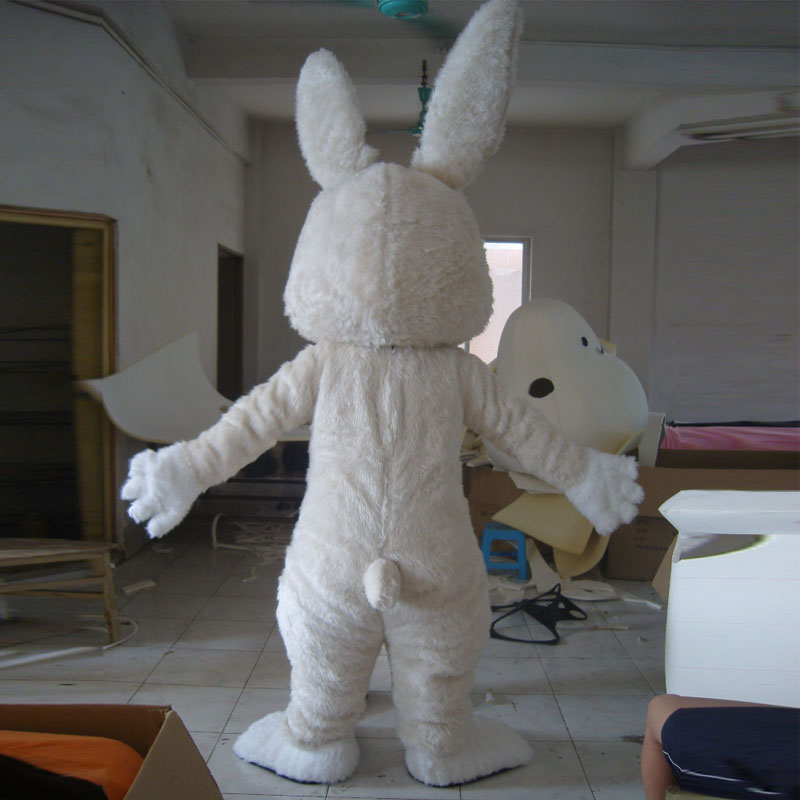 Professional rabbit mascot costume rabbit adult costume cartoon set in Mascot from Novelty Special Use