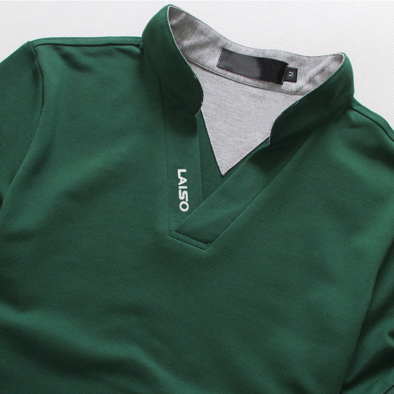 New Summer Brand Polo Shirt Men Fashion Solid Color Short Sleeve Polo Men Casual Slim Fit Men Top Tees Shirts