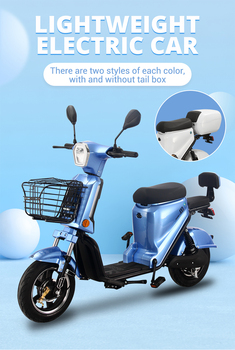 BENOD Electric Motorcycle Scooter Lithium Battery Electric Motorcycle High-Speed Electric Motocicleta Eléctrica Motor Moped 2