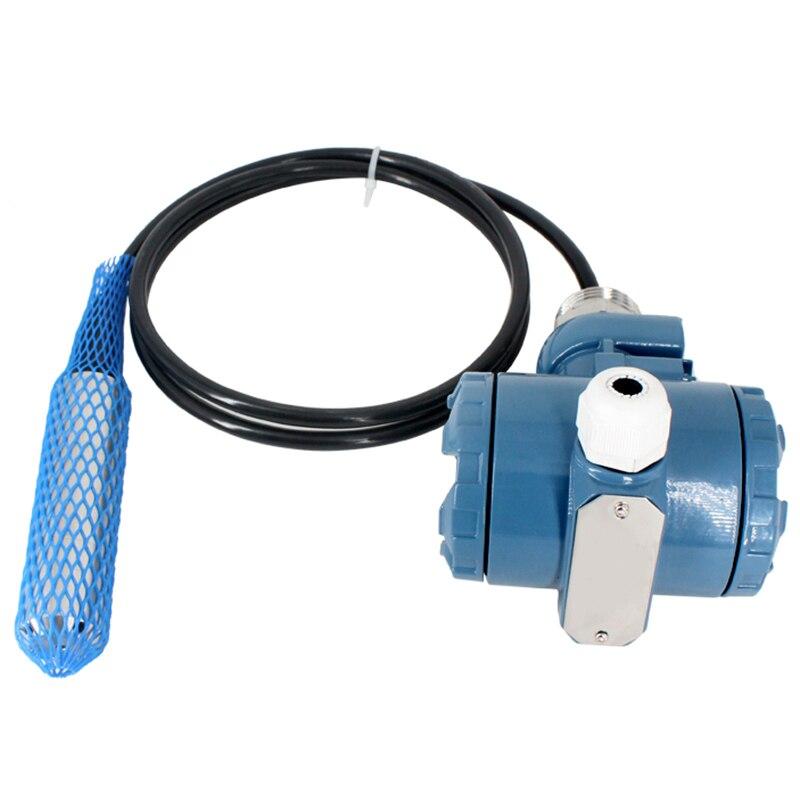 Capteur de niveau de réservoir d'eau transmetteur de niveau hydrostatique 1 mètre de portée 1 mètre - 2