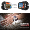 LEMFO LEMT 4G Smart Watch 2.86 inch Big Screen Android 7.1 3G RAM 32G ROM LTE 4G Sim Camera GPS WIFI Heart Rate 2700mAH Battery 5