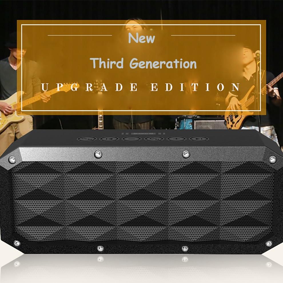 Caisson de basses ultra sono partie DJ camp haut-parleurs Pro Portable sans fil Bluetooth haut-parleur home cinéma étanche en plein essor basse - 2
