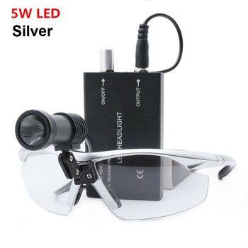 цена на Best Seller Medical Headlight 3/5W LED Medical Head Light Dental Surgical Medical Headlight