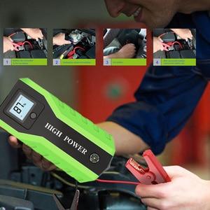 Image 3 - GKFLY arrancador de batería de coche, dispositivo de arranque de emergencia, 20000mAh, 12V, 1000A, Banco de energía, cargador de coche Diesel de gasolina, elevador de batería de coche