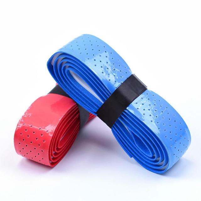 Badminton Sweat Belt Tennis Racket Band Towel Hand Glue Take-up Strap Handshake Handle Multi-color Optional 3