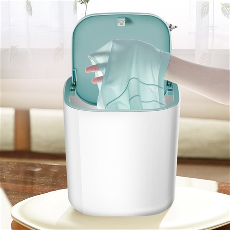 Mini Washing Machine Automatic Household Dehydrated Mini Tube3-5Kg Wash Dry Underwear Care Cleaner