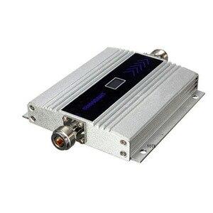 Image 4 - موبايل gsm مكرر إشارة ، هاتف محمول جهاز تقوية الإشارة GSM جي إس إم مكبر صوت أحادي مع محول الطاقة