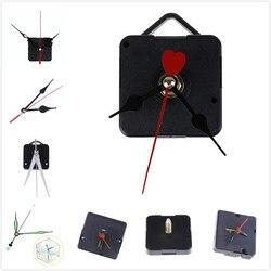 7 stylów klasyczny wiszący zegar ścienny kwarcowy ruch DIY mechanizm zegara części czarny kwarc zegarek zegar ścienny ruch Zegary ścienne Dom i ogród -