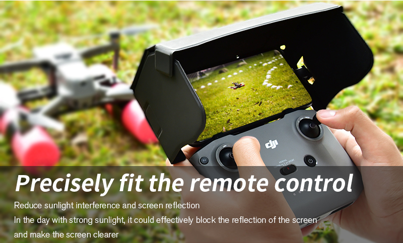 Hb0656f4e557947c681e7ec6ea2cf8d78B - STARTRC DJI Mini 2 Sun hood Remote Control Sunshade Phone Monitor sun shade hood For DJI Mavic Air 2/Mavic Mini 2/2S Controller