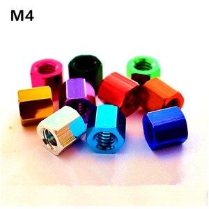 M4 Hexagon Colour Aluminum All