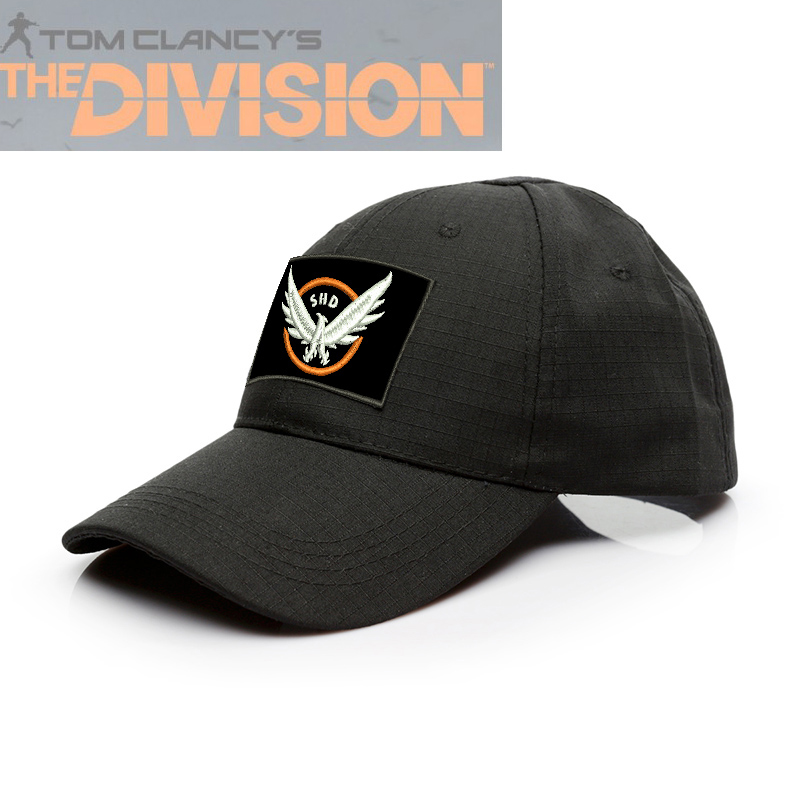 63251vdgxdg Tom Clancys The Division Agent Origins Movie Adrian Picardi Snapback Hat