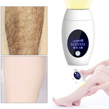 Handheld Permanent IPL Laser Depilator LCD Hair Removal Electric Photoepilator Painless Threading Hair Remover Machine professional permanent lpl laser hair painless depilator photo women painless threading machine electric body hair remover devic