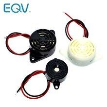 95db alarme alto-decibel dc 3-24v 12v, alarme eletrônico de beep, intermitente, contínuo beep para van carro arduino SFM-27