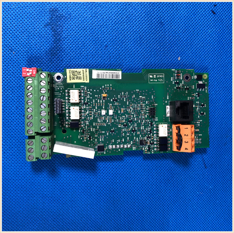 Inverter ACS355 Interface Signal Board Motherboard Control Card Cpu Board Io Board Terminal Board WMIO-01C