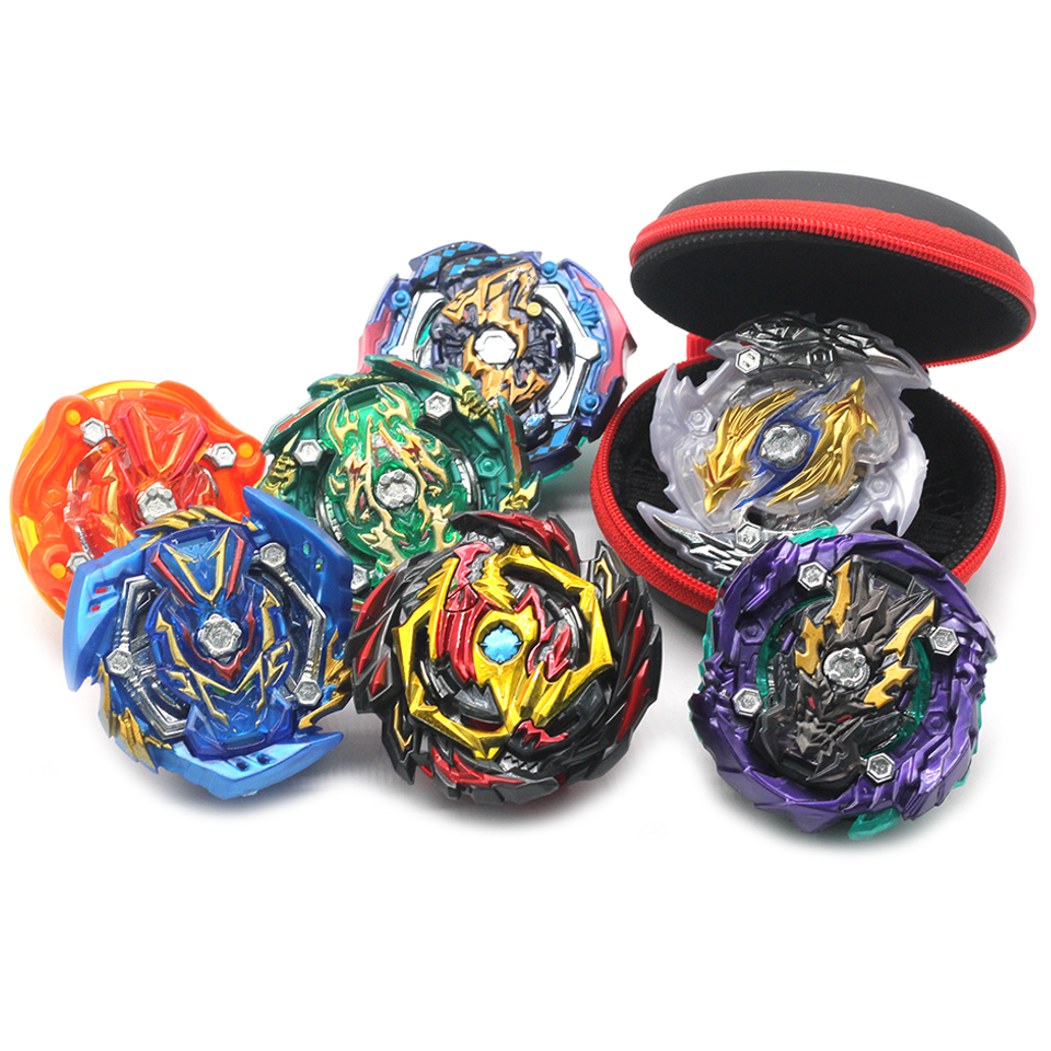 Gold Beyblade Burst GT-B145 B144 B142 Spinning Top Bey Blades Without Launcher