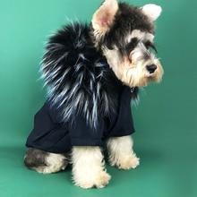 작은 개를위한 겨울 애완견 개 옷 애완 동물 의류 French Bulldog Down Jacket Pug Costume Puppy Apparel PC1382