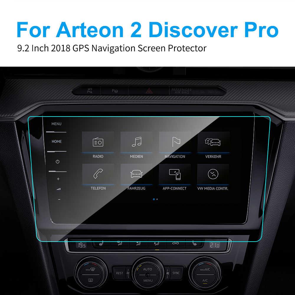 8 Inch Car GPS Navigation Screen Protector for Volkswagen VW