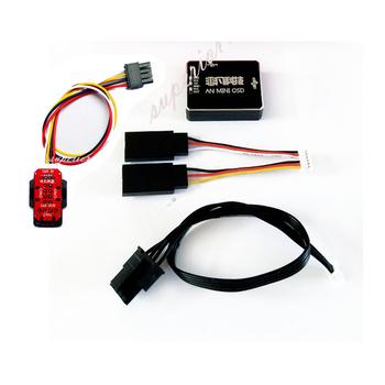 Moduł Mini OSD obsługuje Port DJI A2 NAZA V2 i Phantom CAN z 1 do 3 koncentratorami zastępującymi IOSD tanie i dobre opinie zhizicathy CN (pochodzenie) AN Mini OSD