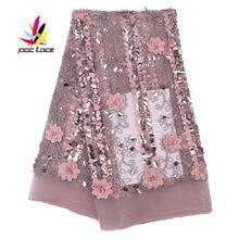 цена на Embroider Applique for Wedding Dresses Pearl Beaded Lace Handmade Beaded  Mirror Sequin Fabric Wedding Dress AMY2631B