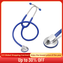 Professional Stethoscope Medical Cardiology Heart Stethoscope Doctor Stethoscope Medica Student Medical Equipment Medical Device