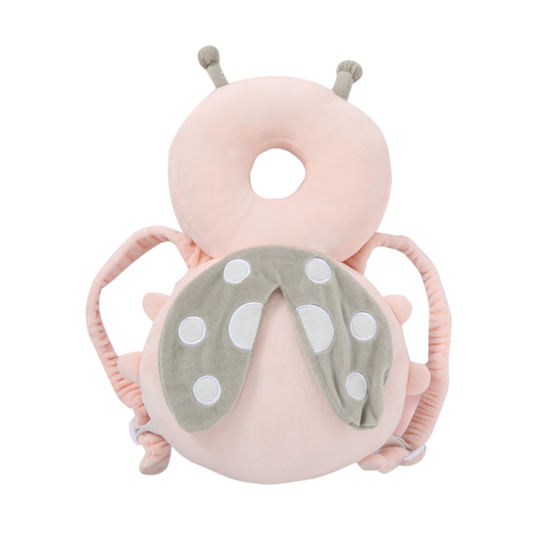 Soft Baby Toddler Head Protective Pillow Anti-Collision Backpack  Adjustable Infant Safety Pads For Baby Walkers Protective