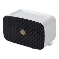 Tissue Dispenser Wall Mounted Kitchen Tissue Holder Toilet Storage Box Rack Napkin Home Decoration Accessories Sanitary Paper|Tissue Boxes|   -