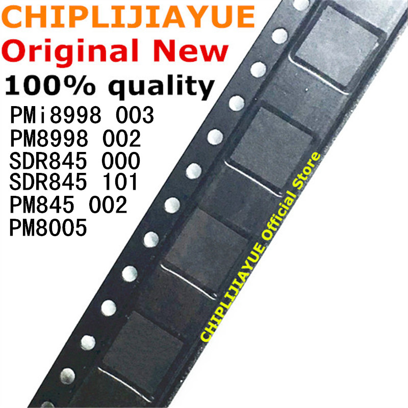 1PCS PM845 002 SDR845 101 SDR845 000 PMi8998 003 PM8998 002 PM8005 New And Original IC Chipset