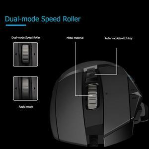 Image 5 - Logitech G502 Hero master game mouse Full line upgrade Hero engine 16000DPI RGB glare G502 RGB upgrade