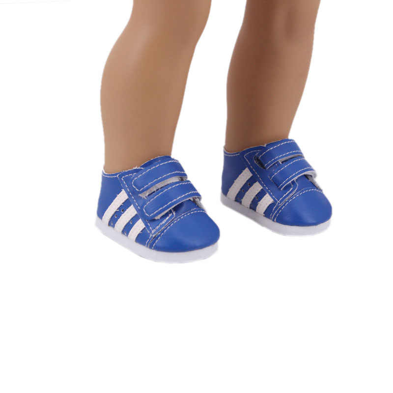 Football Soccer Uniform Sneakers Sock Doll Clothes Shoes For 18 Inch  American Doll 43 CM Born Baby,Toys For Girls,Our Generation Dolls  Accessories  - AliExpress