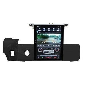 "Image 2 - Android 10.4 ""Tesla Vertikale Bildschirm Auto Radio Für Land Rover Sport V8 2009 2010 2011 2012 2013 LiisLee Multimedia GPS"