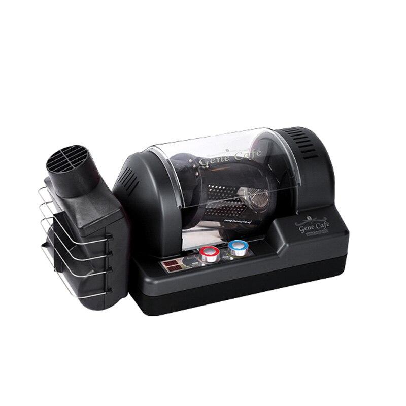 Gene Cafe 3D hot air coffee roasting machine Full-Automatic coffee roaster/Roasted coffee beans/coffee beans baking machine 250g 6