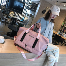Nylon Travel Bags For Women Men 2021 Waterproof Cabin Tote Bag Weekend Handbag Shoulder Messenger Bag Weekend Overnight Handbag