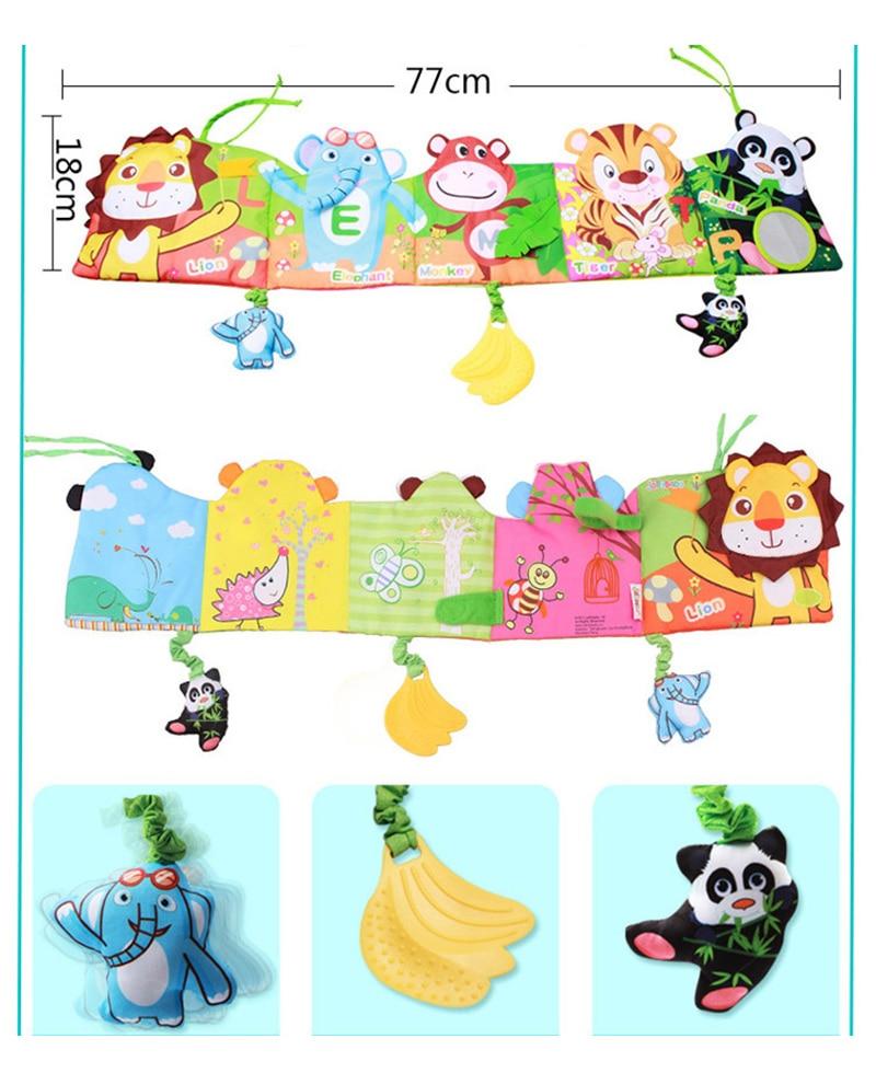 Baby Room Decor Crib Cloth Bumper