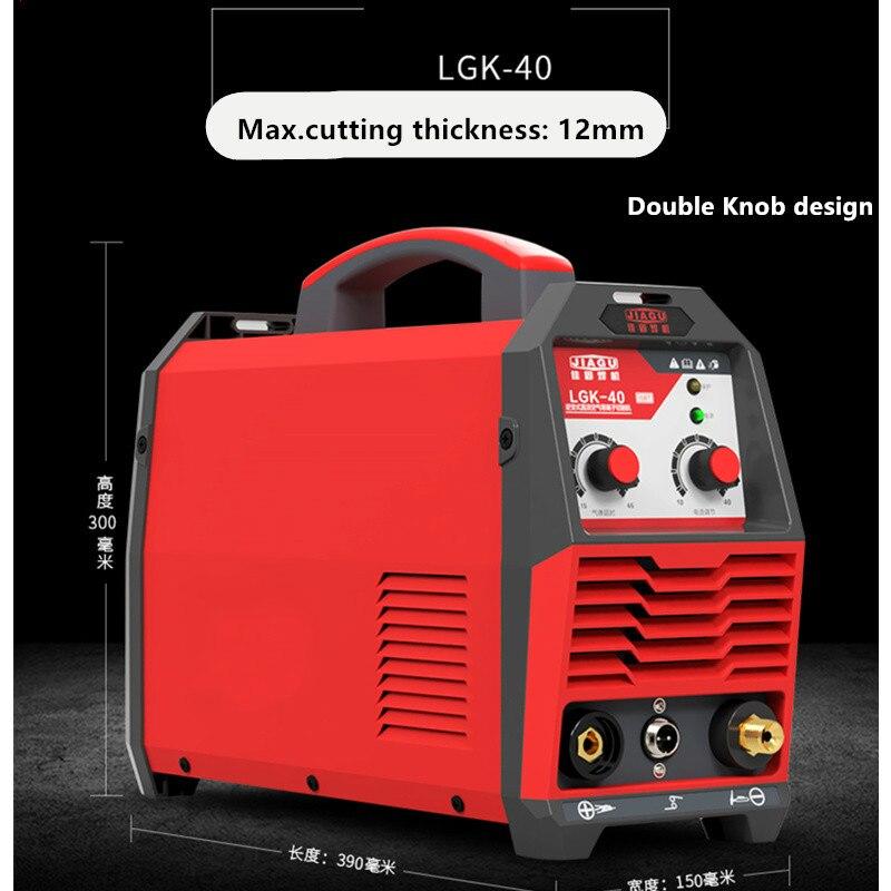 LGK-40 220V Tragbare Plasma schneiden maschine Plasma Cutter Neue Plasma Schneiden Maschine Schweißen Zubehör Hohe qualität