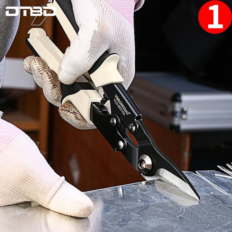 Metal Sheet Cutting Scissor Pvc Pipe Cutter Professional Industrial Shears Iron Scissors Multi-purpose Scissors Tin Snips