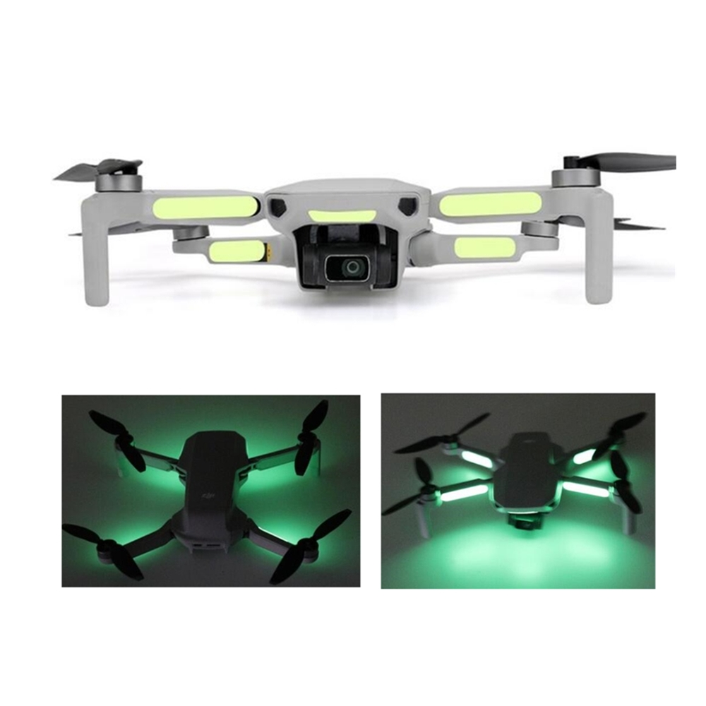 Luminous Sticker Night Flight Glowing Decal For DJI Mavic Mini Drone Decoration