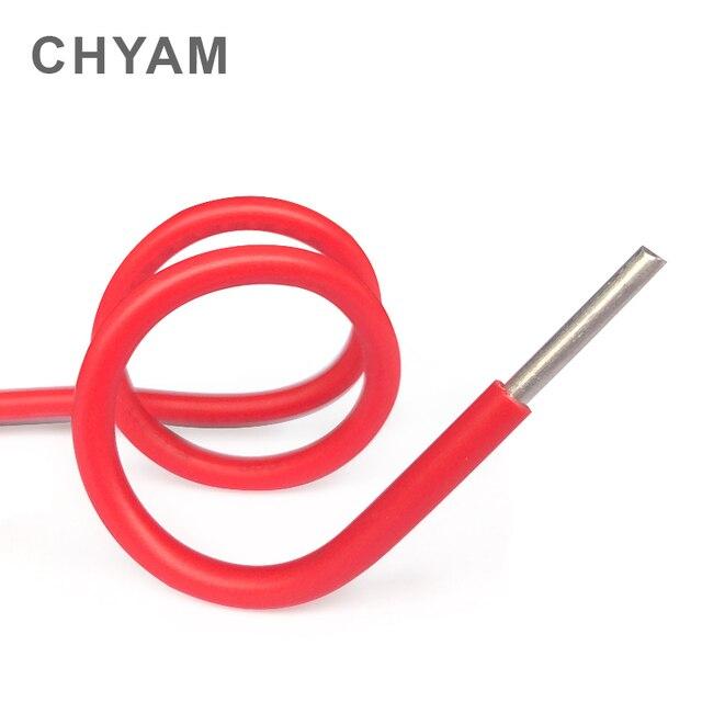 Câble à brin unique en aluminium de 1 mètre 6/10/16 Mm2, norme nationale carrée, câble domestique pour lextérieur, BLV