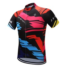 2019 new Pro Cycling Jerseys Set Summer Cycling Wear Mountain Bike Clothes Bicycle Clothing MTB Bike Clothing Cycling Suit недорого