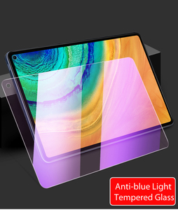 """Anti-blue Light Tempered Glass For HUAWEI MatePad Pro MediaPad M6 8.4""""/10.8"""" Screen Protector Glass For MediaPad T5 M5 lite 10.1(China)"""