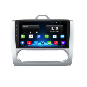 4G LTE Android 10.0 2+32G For Ford Focus Exi AT 2004 -2008 2009 2010 2011 Multimedia Stereo Car DVD Player Navigation GPS Radio image