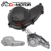 Motorcycle Accessories Part Engine Cover Clutch Right Side Cover For Yamaha FZR400 FZR500 FZR600 YZF600R